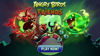 Angry Birds Friends Halloween 2017: Double Trouble