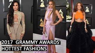 Hottest Celebrity Dresses at the Grammy Awards 2017 - Grammy Awards 2017 Fashions