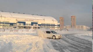 Airtek Turbo Evo config. Snow parking Erofey , Khabarovsk, 2015 (v.1)