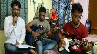 Mon majhi re || simple cord in  Guitar by Musical Journey