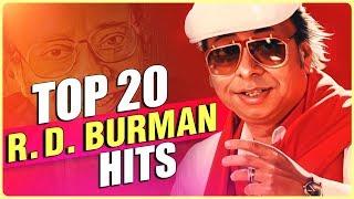 R. D. Burman Hits | Best of R. D. Burman | Old Hindi Bollywood Songs | R. D. Burman Hits Vol. 2