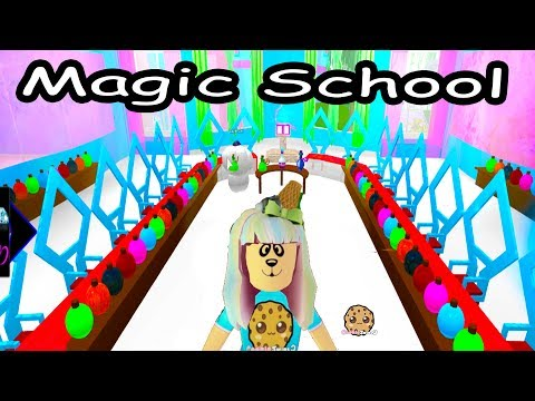 Xxx Mp4 Going To Magic School First Day Of Enchantix High Roblox Cookie Swirl C Let S Play 3gp Sex