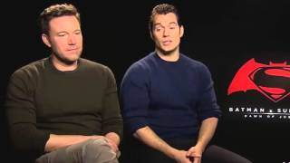 Batman V Superman - Gay Sad Ben Affleck