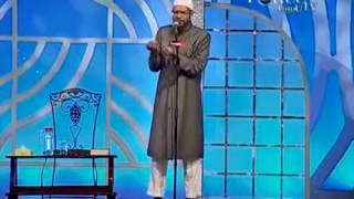 Dr Zakir Naik about zoology and bee