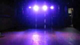 仙台CLUB ADD LEDスポット 演出照明