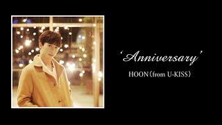 HOON(from U-KISS)×T&G / Anniversary