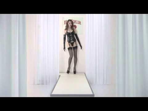 Honour Clothing Latex Fashion Show