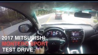 2017 Mitsubishi Montero Sport GLS 2.4D POV TEST DRIVE || Philippines