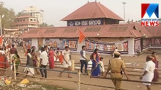 Aluva sivarathri Manappuram all set for sivarathri celebration  | Manorama News