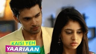 Kaisi Yeh Yaariaan Full Episode Update |  Nandini refuses to kiss Manik