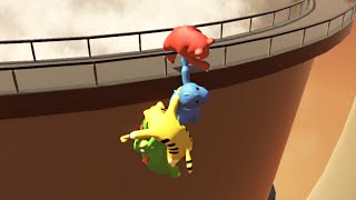 DO NOT LET GO! (Gang Beasts Funny Moments)