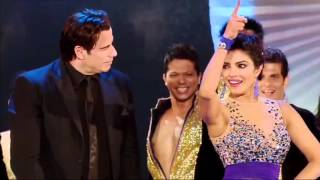 Watch Priyanka Chopra's mind blowing performance with John Travolta at IIFA Awards 2014 Part 2 HD