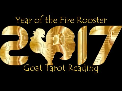 Goat 2017 Chinese New Year Reading Born 1943 1955 1967 1979 1991 2003 Messages & Love