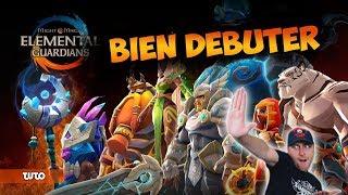 BIEN DÉBUTER - MIGHT & MAGIC: ELEMENTAL GUARDIANS