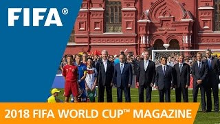 Story of the Day - 1,000 Days to go Russia 2018
