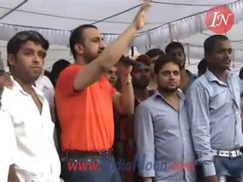 Feroz Khan Champions Trophy grand celebration of successful Cricket Tournament