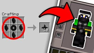 How To Become a NINJA in Minecraft Pocket Edition!