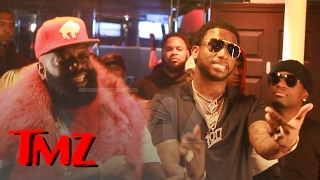 RICK ROSS What, Me Worry? HITS STRIP CLUB BEFORE COURT | TMZ
