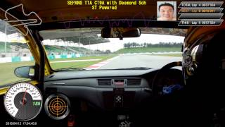 Time To Attack 2015 Round 1 - Session 2 Top Lap