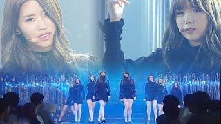 《SEXY》 Lovelyz(러블리즈) - Destiny (나의 지구) @인기가요 Inkigayo 20160508