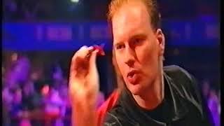 Suljovic vs van der Voort Darts World Championship 2002 Round 1