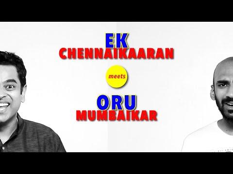 Ek Chennaikaaran Meets Oru Mumbaikar | Put Chutney & Being Indian