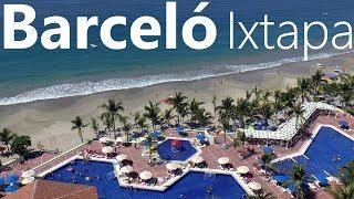 BARCELO IXTAPA BEACH RESORT │ IXTAPA, MEXICO. Full review.