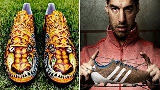 أبشع 10 تصميمات لأحذية كرة القدم في العالم