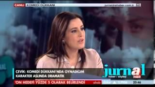 """A HABER / JURNAL - TOLGA ÇEVİK:""""POLİTİKA KONUSUNDA KONUŞACAK DONANIMDA DEĞİLİM"""""""