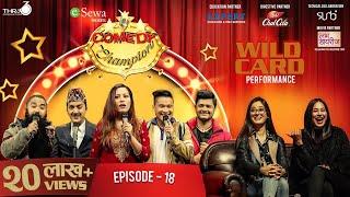 Comedy Champion - Episode 18