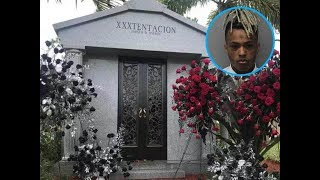 HUGE MYSTERY BEHIND THE DEATH OF XXXTENTACION !!! INVESTIGATING THE DEATH PLACE