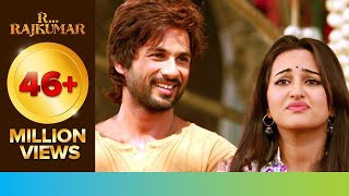 How to impress Sonakshi? R...Rajkumar | Movie Scene