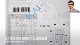How to Study CA IPCC Audit - CA IPCC Audit Marking Scheme Used By ICAI