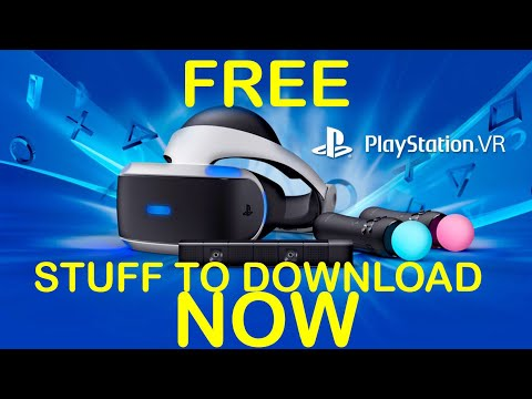 Xxx Mp4 Free Playstation VR Content To Download NOW 3gp Sex