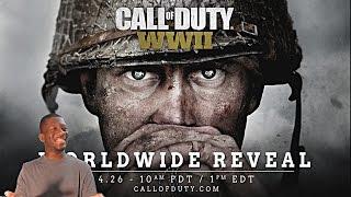 Good Old Days Of COD Returning? COD WW2 Reveal