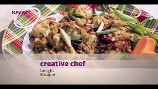 Creative Chef - Nov 16 - Promo