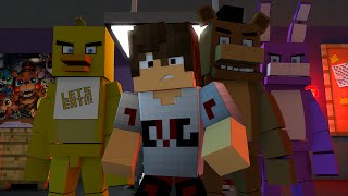 Minecraft: SKY BOSS - FIVE NIGHTS AT FREDDY'S  ‹ CaiqueVieira ›