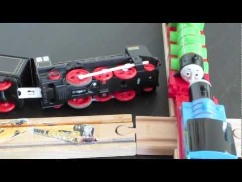 Thomas the Tank Engine Accidents Happen
