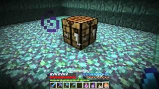 Minecraft - SinglePlayer #94: المعبد المائي
