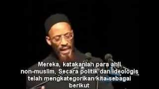 Cara Orang Barat menilai islam. Naudzubillah (indonesia subtitle)