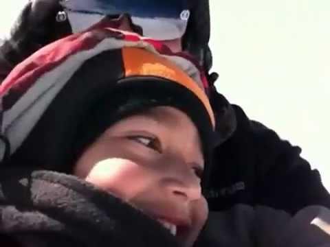 Perisher Ski Tube Ride 1