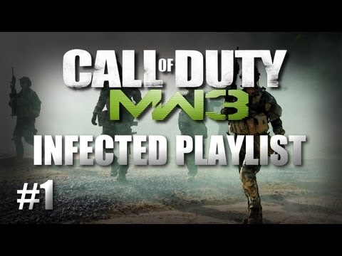 MW3 Infected Playlist w Gassy & Sly 1