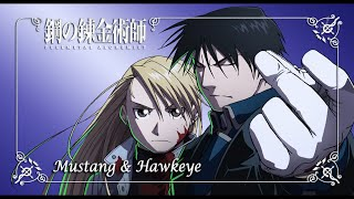 Royai Moments (Roy Mustang x Riza Hawkeye) feat.  How Can I Not Love You by Joy Enriquez