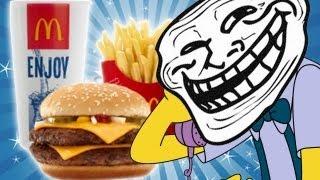 McDonalds - Poo in my Burger - Prank call