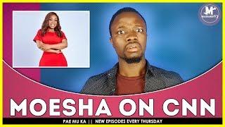 PAE MU KA Episode 1 - Moesha CNN Interview In-depth look PART 1
