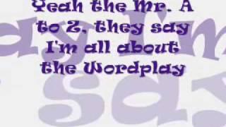 Wordplay-Jason Mraz Lyrics