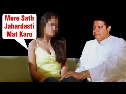 Xxx Mp4 Farah Khan Brother Sajid Khan ACCUSED Of Sexual Harassment 3gp Sex