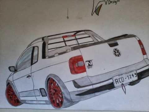 desenhos de carros Vinicius Coura 1º edição