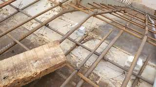 Detailing of reinforcement for staircase