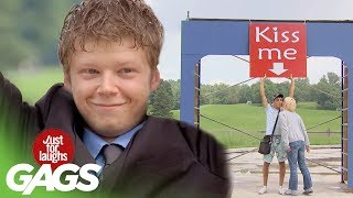 Kiss Me - Just For Laughs Gags
